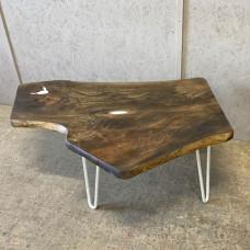 Журнальный стол Truffa из цельного спила дуба