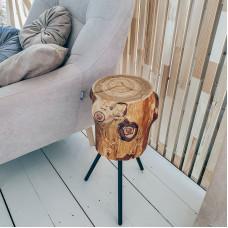 Прикроватный столик Charmes 01 из лиственницы