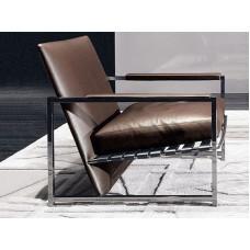 Кресло из экокожи Virassen