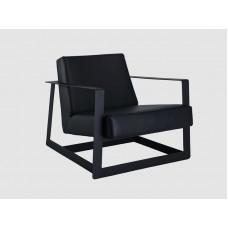 Кресло из экокожи Wolkit