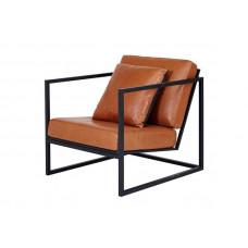 Кресло из экокожи Zufassem