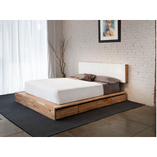 Кровать в стиле лофт Podios