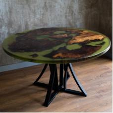 Обеденный стол Palludo из капового карагача